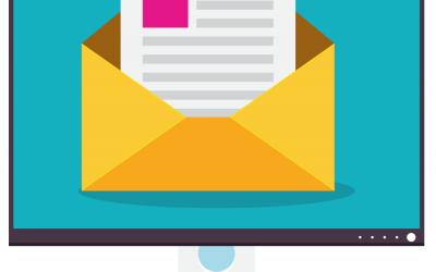 E-mailing : création de base de données e-mails, stratégie newsletter…